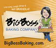 Big Boss Baking Company Granola